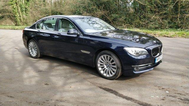 2015 15 BMW 7 SERIES 730d SE