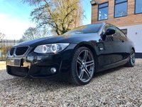 2012 BMW 3 SERIES 2.0 320D M SPORT 2d 181 BHP £11490.00
