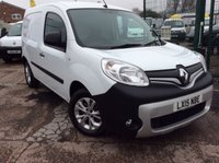 USED 2015 15 RENAULT KANGOO 1.5 ML19 SPORT ENERGY DCI 90 BHP 1 OWNER FSH NEW MOT AIR CON FREE 6 MONTH AA WARRANTY WITH RECOVERY AND ASSIST NEW MOT SPARE KEY ELECTRIC WINDOWS AND MIRRORS AIR CONDITIONING BLUETOOTH