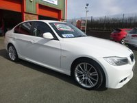 USED 2012 61 BMW 3 SERIES 2.0 318D PERFORMANCE EDITION 4d AUTO 141 BHP