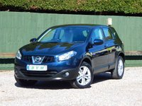 USED 2011 61 NISSAN QASHQAI 1.5 ACENTA DCI 5d 110 BHP NEW MOT ON PURCHASE