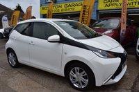 2014 TOYOTA AYGO 1.0 VVT-I X-PRESSION X-SHIFT 5d AUTO 69 BHP £SOLD
