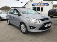 2011 FORD GRAND C-MAX 2.0 TITANIUM TDCI 5d AUTO 138 BHP £SOLD
