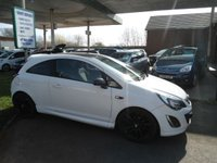 2013 VAUXHALL CORSA 1.2 LIMITED EDITION 3d 83 BHP £5295.00