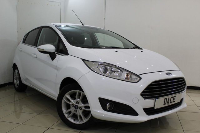 View our 2015 15 FORD FIESTA 1.0 ZETEC 5DR 79 BHP