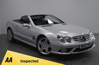 2007 MERCEDES-BENZ SL}