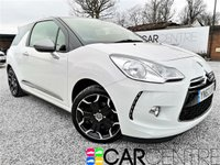 2013 CITROEN DS3 1.6 DSTYLE PLUS 3d 120 BHP £6395.00