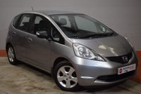 2010 HONDA JAZZ 1.3 I-VTEC ES I-SHIFT 5d AUTO 98 BHP £3990.00