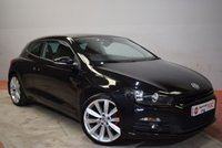 2011 VOLKSWAGEN SCIROCCO 2.0 GT TDI BLUEMOTION TECHNOLOGY 2 Door Coupe 140 BHP
