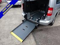 USED 2011 11 VOLKSWAGEN CADDY MAXI 1.6 C20 LIFE TDI 5d AUTO 7 SEATS WHEELCHAIR ACCESS WAV FOLD FLAT RAMP- AUTO