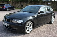 USED 2009 59 BMW 1 SERIES 2.0 116I SPORT 5d 121 BHP