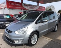 2007 FORD GALAXY 2.0 GHIA TDCI *7 SEATER* 11 SERVICE STAMPS £4995.00