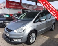 USED 2007 07 FORD GALAXY 2.0 GHIA TDCI *7 SEATER* 11 SERVICE STAMPS