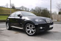 USED 2009 58 BMW X6 3.0 XDRIVE35D 4d AUTO 282 BHP £10005 OPTIONAL EXTRAS
