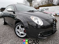USED 2010 60 ALFA ROMEO MITO 1.4 VELOCE 16V 3d 95 BHP JUST SERVICED + BLUETOOTH