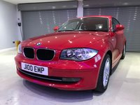2010 BMW 1 SERIES 2.0 120D SE 3d 175 BHP £6950.00