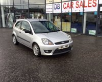 USED 2007 07 FORD FIESTA 1.6 ZETEC S 16V 3d 100 BHP NO DEPOSIT AVAILABLE, DRIVE AWAY TODAY!!