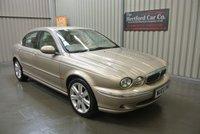 2003 JAGUAR X-TYPE 3.0 V6 SE 4d AUTO 231 BHP £2895.00