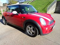 2005 MINI HATCH COOPER 1.6 COOPER 3d 114 BHP £2500.00