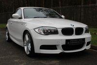 2011 BMW 1 SERIES 3.0 135I M SPORT 2d AUTO 306 BHP £15000.00