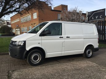 2014 VOLKSWAGEN TRANSPORTER 2.0TDI SWB T28 STARTLINE 84BHP. ELECTRIC PACK. 1 OWNER. FSH £SOLD