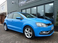 2014 VOLKSWAGEN POLO 1.4 SEL TDI BLUEMOTION 5d 89 BHP £8495.00