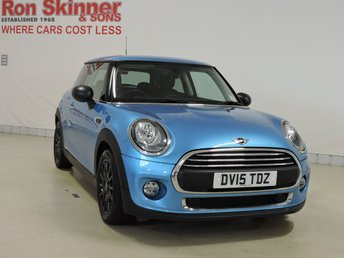 2015 MINI HATCH ONE}