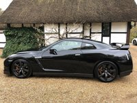USED 2010 10 NISSAN GT-R 3.8 BLACK EDITION 2d AUTO 615 BHP