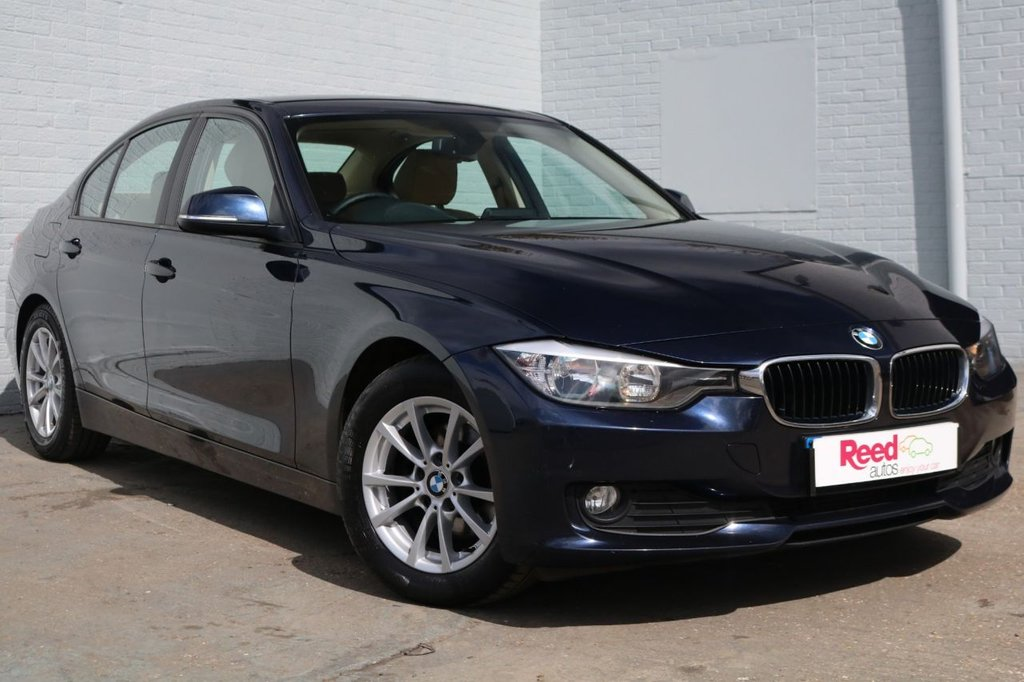 2014 63 BMW 3 SERIES 2.0 320D EFFICIENTDYNAMICS BUSINESS 4d AUTO 161 BHP