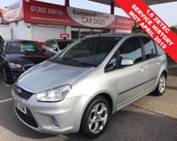 USED 2007 57 FORD C-MAX 1.6 ZETEC