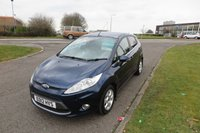 2012 FORD FIESTA 1.6 ZETEC ECONETIC TDCI Alloys,Air Con,F.S.H £5495.00
