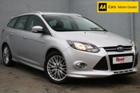 USED 2014 64 FORD FOCUS 2.0 ZETEC S TDCI 5d 161 BHP FULL SERVICE HISTORY + 1 OWNER
