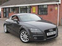 2011 AUDI TT 2.0 TFSI SPORT 2dr £7990.00