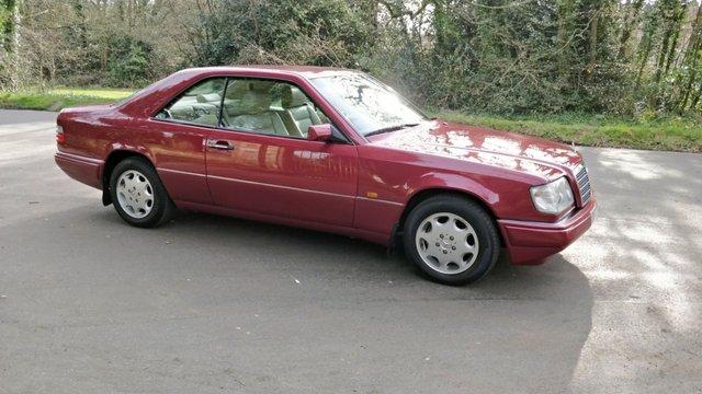 1994 M MERCEDES-BENZ E CLASS E220 Coupe Auto