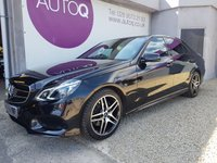 2015 MERCEDES-BENZ E CLASS 2.1 E220 BLUETEC AMG NIGHT EDITION 4d 174 BHP £18995.00