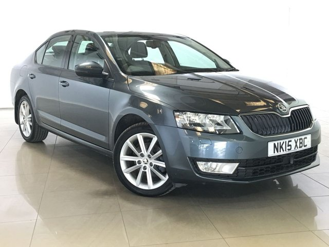 View our 2015 15 SKODA OCTAVIA 2.0 ELEGANCE TDI CR 5d 148 BHP
