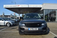 USED 2016 16 LAND ROVER RANGE ROVER 3.0 SDV6 HEV AUTOBIOGRAPHY 5d AUTO 292 BHP