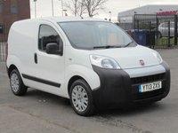 2013 FIAT FIORINO 1.2 16V MULTIJET SX 1d 75 BHP £SOLD