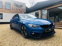 2015 BMW 4 SERIES 2.0 420D M SPORT GRAN COUPE 4d AUTO 181 BHP £20990.00