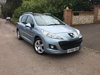 2010 PEUGEOT 207 1.6 HDI SW SPORT 5d 92 BHP PLEASE CALL TO VIEW £SOLD