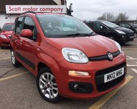 USED 2012 12 FIAT PANDA 0.9 Twinair Lounge 5 door