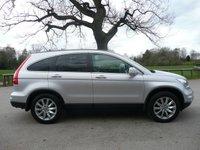 USED 2010 60 HONDA CR-V 2.2 I-DTEC ES 5d 148 BHP