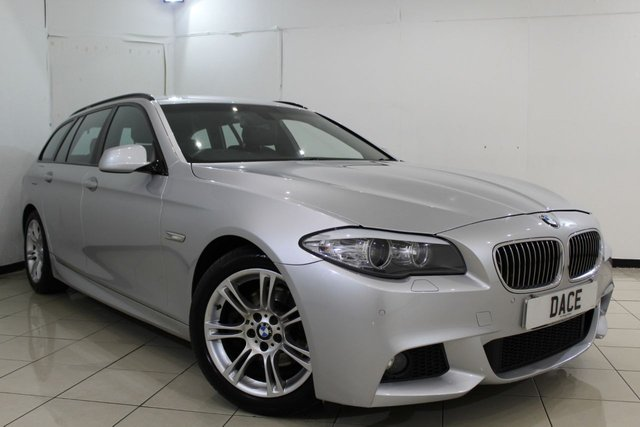View our 2010 60 BMW 5 SERIES 2.0 520D M SPORT TOURING 5DR AUTOMATIC 181 BHP