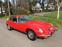 USED 1971 JAGUAR E-TYPE SERIES 3 COUPE LOVELY BRIGHT UK RHD USABLE E TYPE THAT HAS JUST BEEN PROPERLY RECOMMISIONED WITH MUCH SPENT ON ALL THE MECHANICS,BRAKES SUSPENSION ETC TO MAKE THIS A REALLY FUN USEABLE CLASSIC