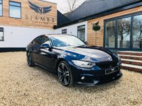 2015 BMW 4 SERIES 3.0 430D M SPORT GRAN COUPE 4d AUTO 255 BHP £22990.00