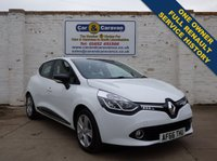 USED 2016 66 RENAULT CLIO 1.1 DYNAMIQUE NAV 16V 5d 73 BHP One Owner Full Renault History 0% Deposit Finance Available