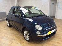 2014 FIAT 500 1.2 LOUNGE 3d 69 BHP £6995.00