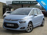 USED 2015 65 CITROEN C4 PICASSO 1.6 THP EXCLUSIVE EAT6 5d AUTO 163 BHP Funky Looking Family MPV