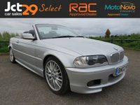 USED 2002 02 BMW 3 SERIES 3.0 330CI 2d 228 BHP Full Service History!