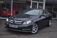 2013 MERCEDES-BENZ C CLASS 2.1 C220 CDI BLUEEFFICIENCY AMG SPORT 2d AUTO 170 BHP £13290.00